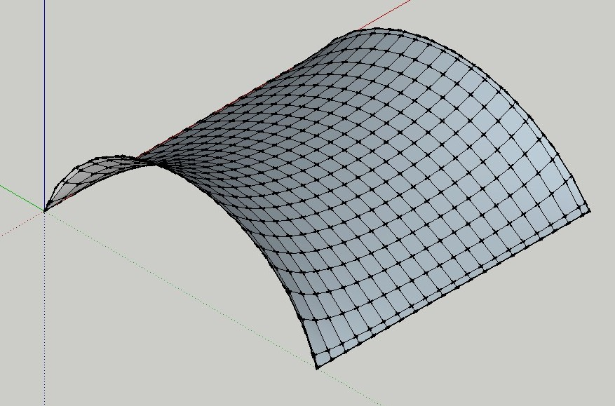 Bezeir curves for sketchup 8