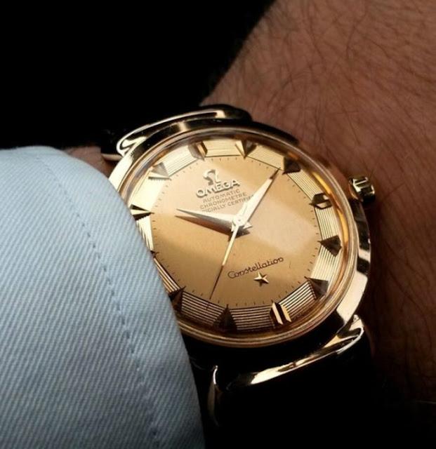 Đồng hồ Omega vàng 18K – Giá trị tạo nên thương hiệu