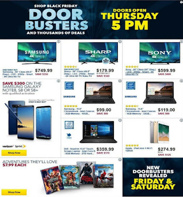 Best Buy Black Friday 2017 Ad