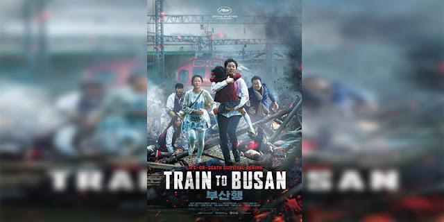 Sinopsis, detail dan nonton trailer Film Train to Busan (2016)