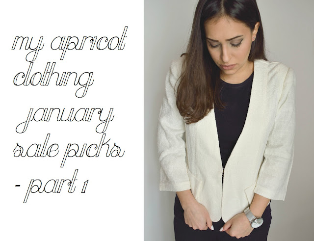 My Apricot Clothing January Sale Picks - Part 1 MakeUp Fun