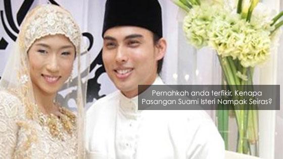 Kenapa Pasangan Suami Isteri Nampak Seiras