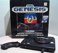 Pack Sega Genesis con Altered Beast