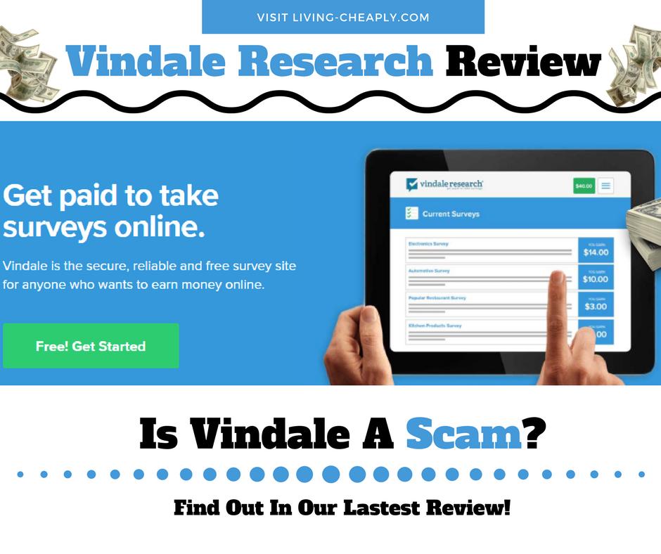 vindale research reviews