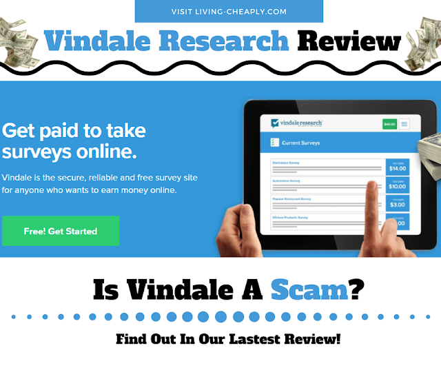 Vindale Research Review - Is Vindale A Scam?
