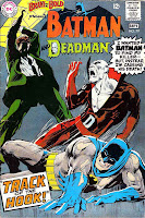 Brave and the Bold v1 #79 deadman dc comic book cover art by Neal Adams