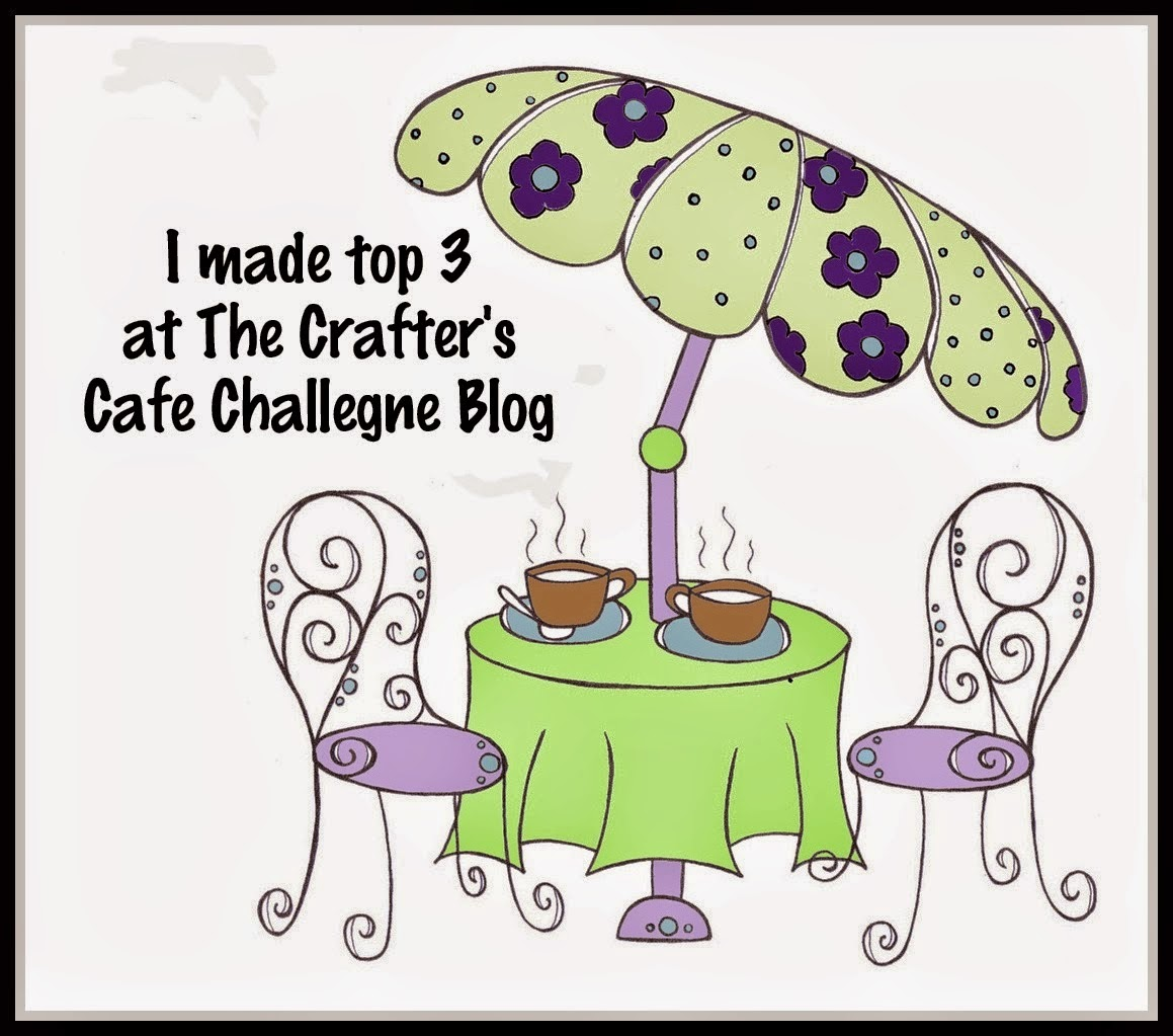 Crafter's Cafe Top 3