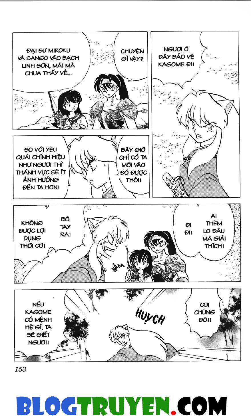 Inuyasha vol 27.9 trang 4