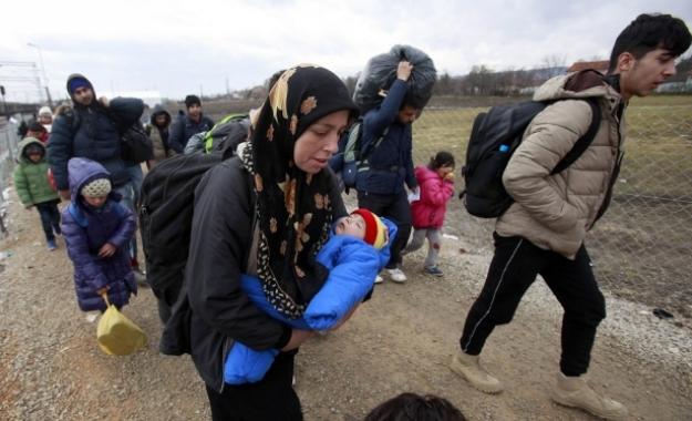 Προσφυγικό: Η Ευρώπη φαίνεται να υπνοβατεί στη κρίση!
