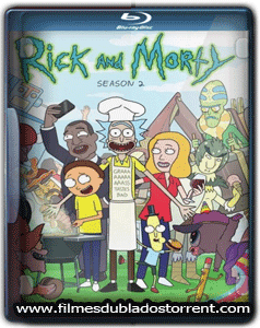 Rick and Morty 2ª Temporada