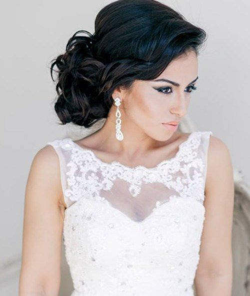 Bridal Hairstyles 2016: 50 Best Wedding Hairstyles 2015-2016 For Women In America