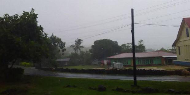 Cyclone Amos: Samoa escapes the worst