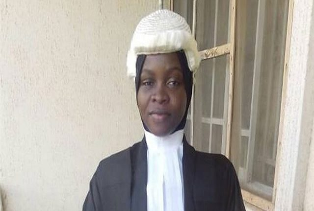 Lady In Hijab Controversy Finally Called To Bar As Nigerian Law School Graduates 1,562 Students