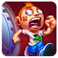 Game Running Fred Mod Apk