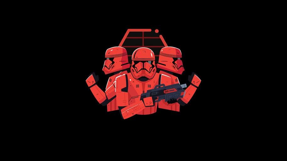 sith trooper star wars the rise of skywalker uhdpaper.com 4K 7.715