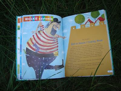 świerszczyk wielka księga, książka wydana w rocznicę istnienia czasopisma
