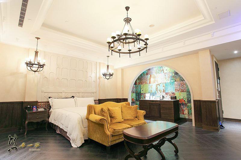 台中歐式城堡住宿|芭蕾城市渡假旅店