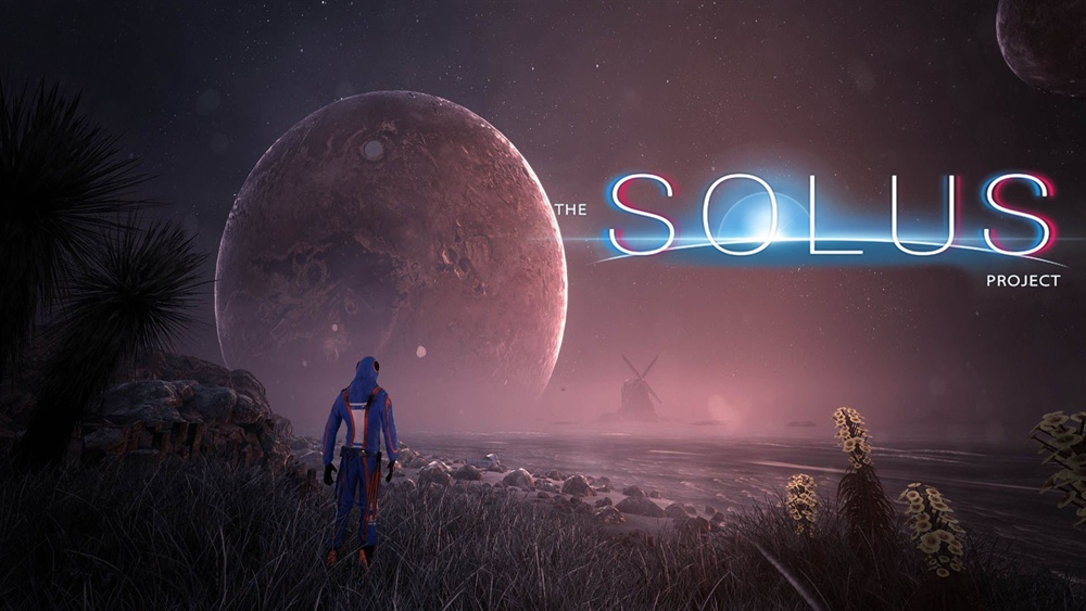 The Solus Project Download Poster