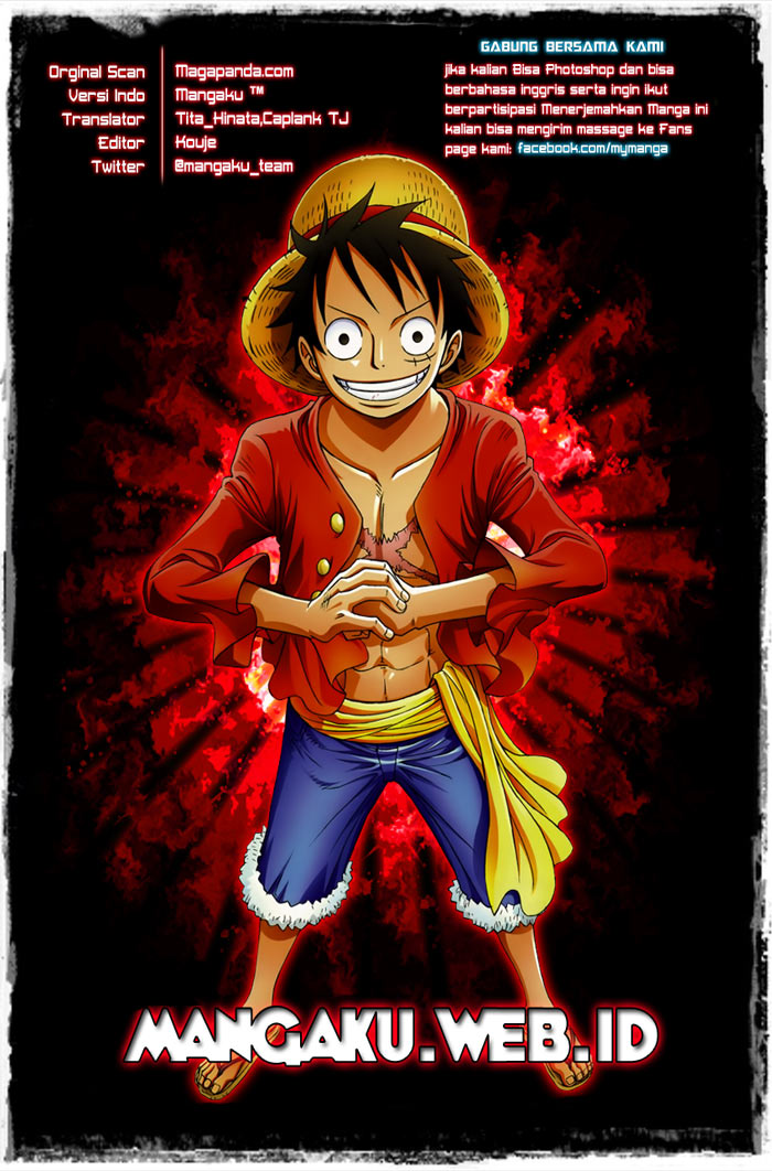 One Piece 686 687 page 1