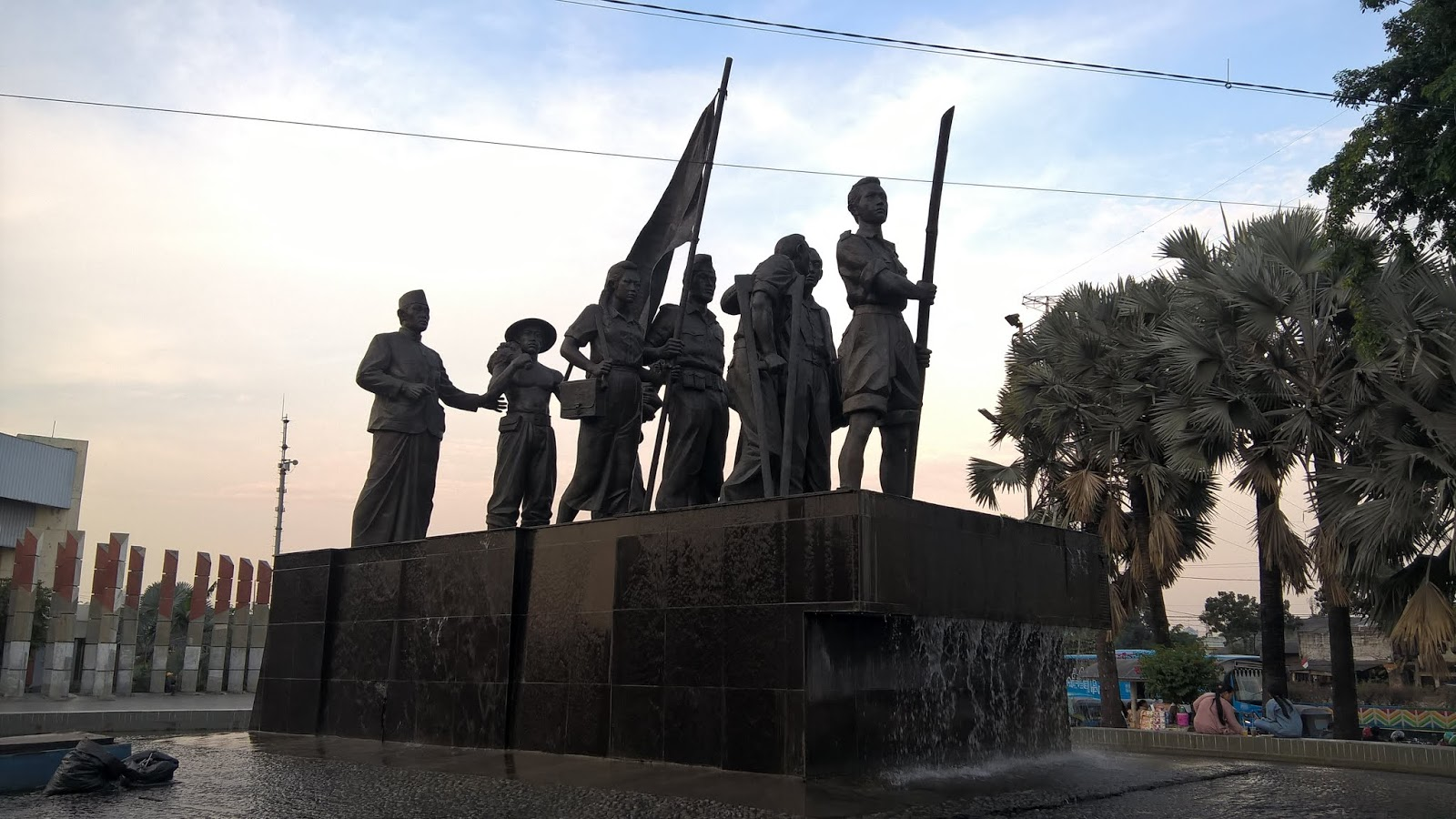 Monumen Perjuangan Senen