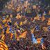 «Δεν μας τρομάζετε, θα γίνουμε ανεξάρτητοι» λένε χιλιάδες Καταλανοί