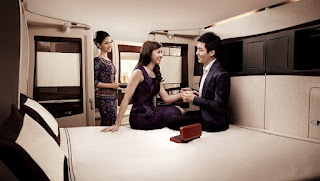 Singapore Airlines Best First Class Airlines
