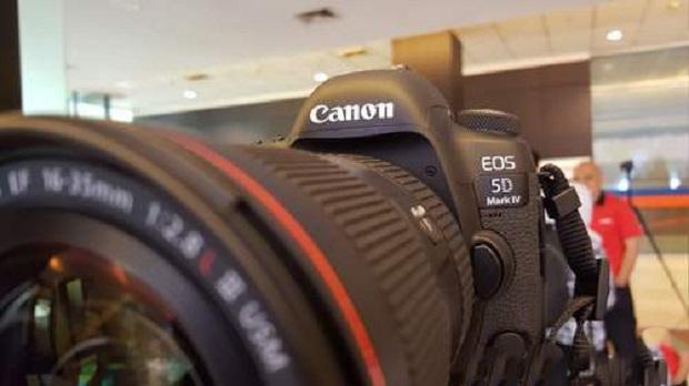 Canon EOS 5D Mark IV Telah Dirilis di Indonesia Dengan Spesifikasi Dewa
