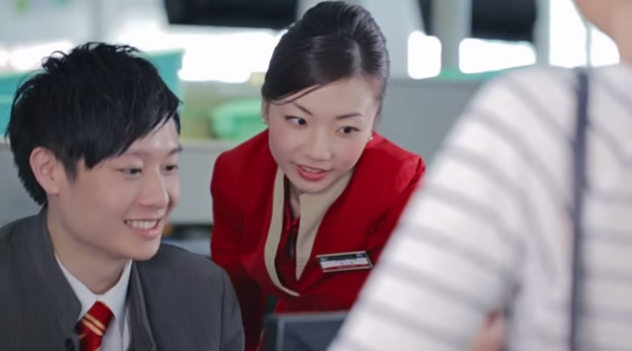 2017年10月國泰航空招募一年期時薪地勤應徵經驗分享 - SteppingOrange【江南有丹橘】-- 教育夢想家