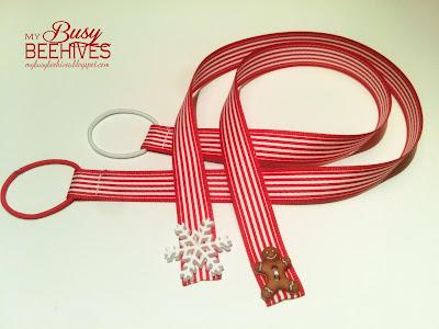 ribbon bookmarks