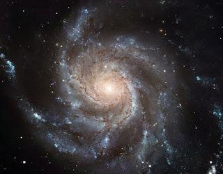 Tabrakan antar galaxy