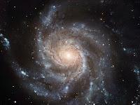 Benarkah Antar Galaxy saling Bertabrakan