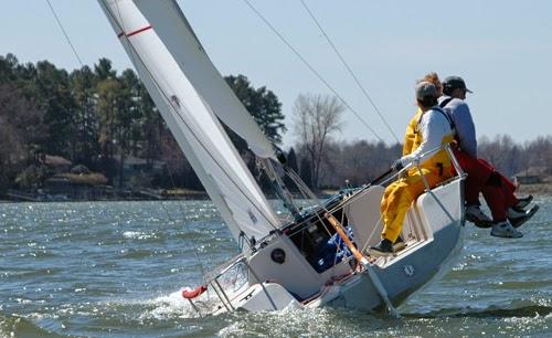 Sailboat Directory: Ultimate 20 One Design Sailboat