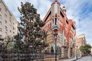 Visita la Casa Vicens