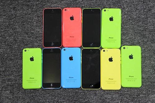 iphone 5c thành 6