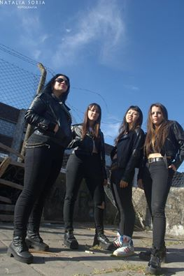 Indisposed, Female Thrash Metal Band from Argentina