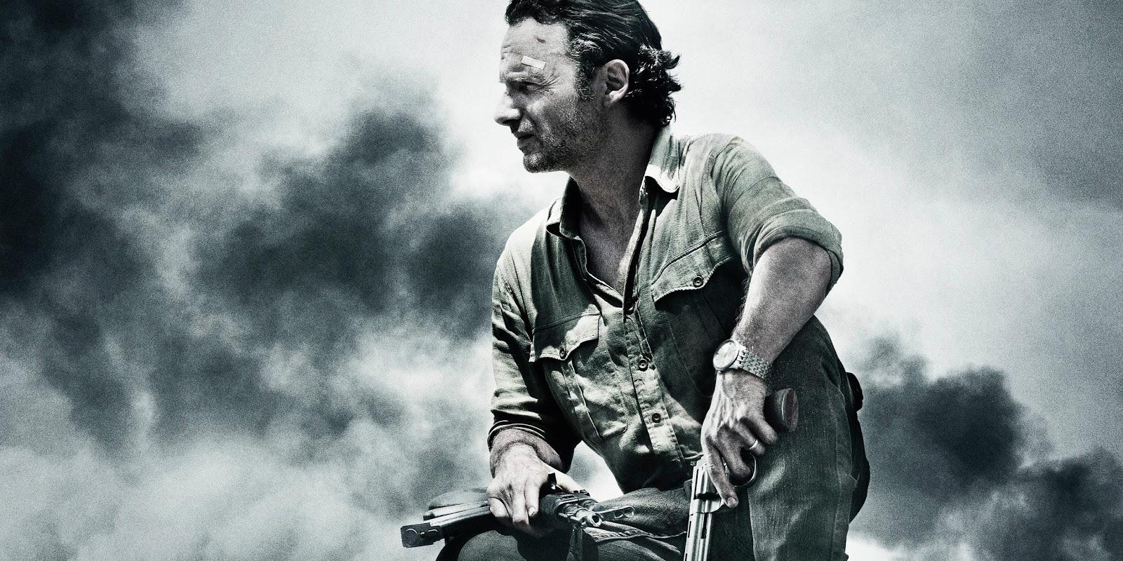 The Walking Dead Temporada 6 Cartel Fondos Fondos De: The Walking Dead Wallpaper Hd