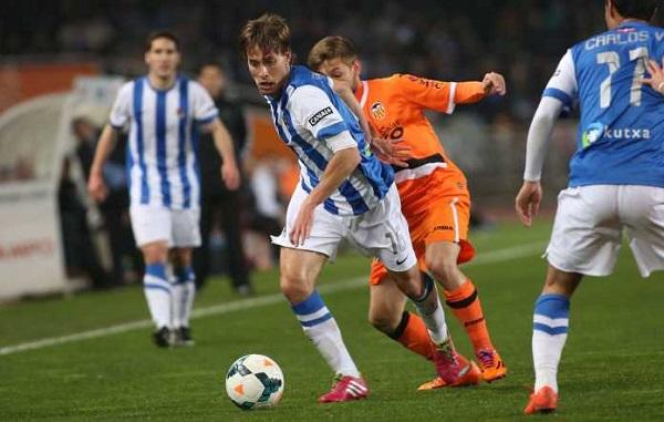 Prediksi Real Sociedad vs Valencia Liga Spanyol