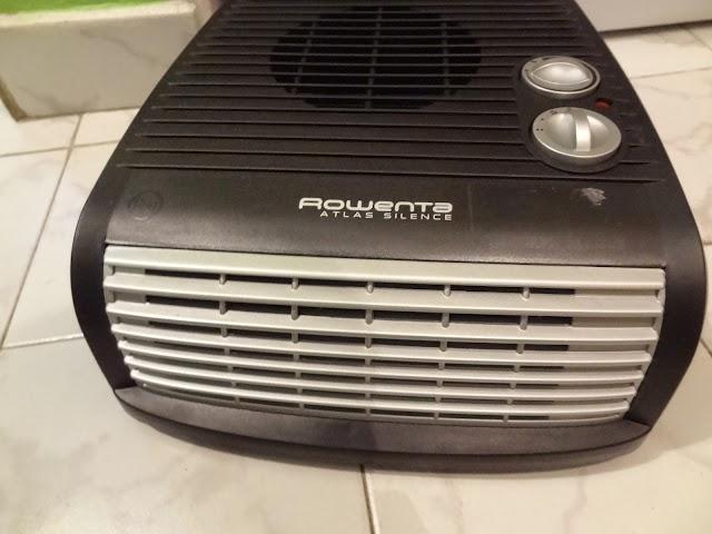Rowenta Atlas Silence 2400W heater