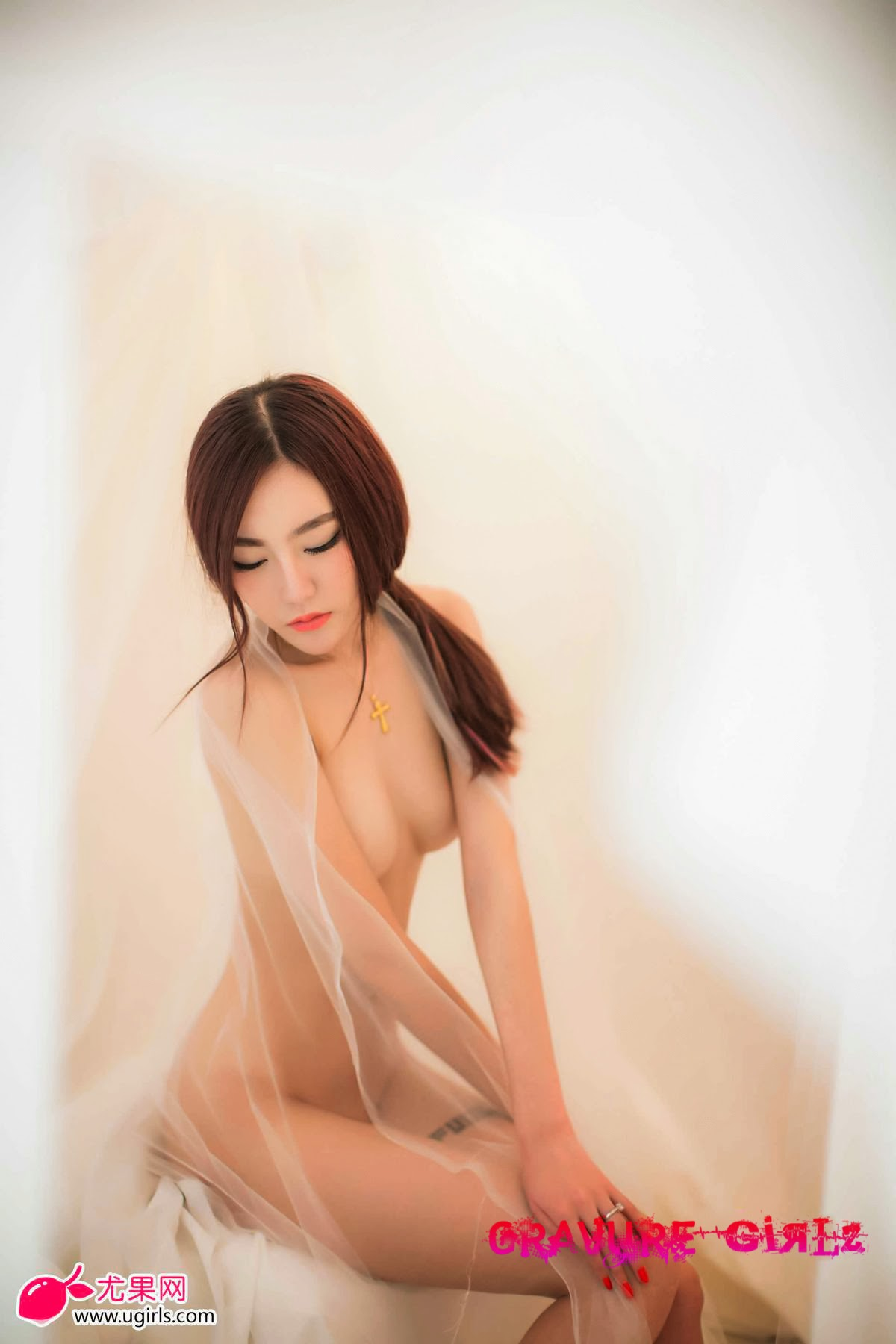 Chi Wan Guo 湿婉郭 | Young Chinese Girl Hot! Ugirls_尤果网 No.26 ...