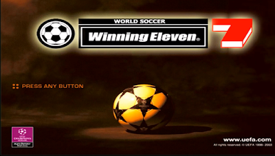 Winning Eleven 6 FE PS2 English Premier League Season 2002/2003