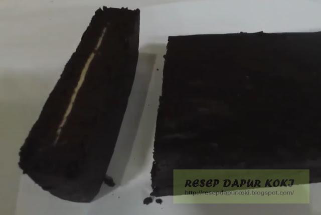 resep oreo cake