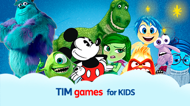 TIM Games for Kids