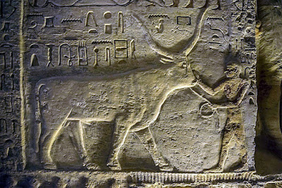 the buried Wahtye was  high priest under King Neferirkare