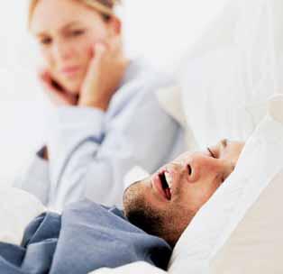 Salah Satu Solusi Hilangkan Dengkuran Saat Tidur