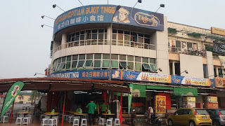 Milo, Qiya Saad, Bukit Tinggi Klang