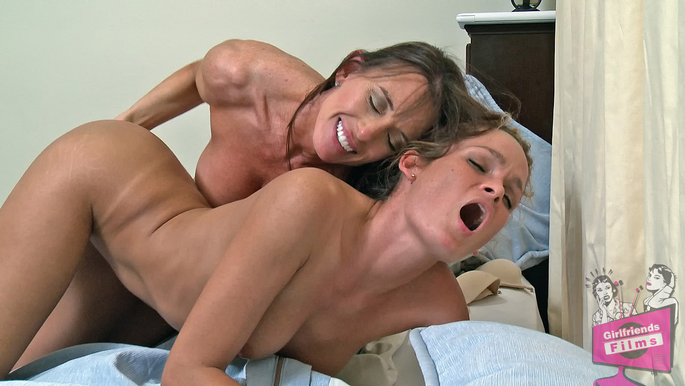Deauxma and bibette blanche lesbian triangles 6 squirting - 1 part 8