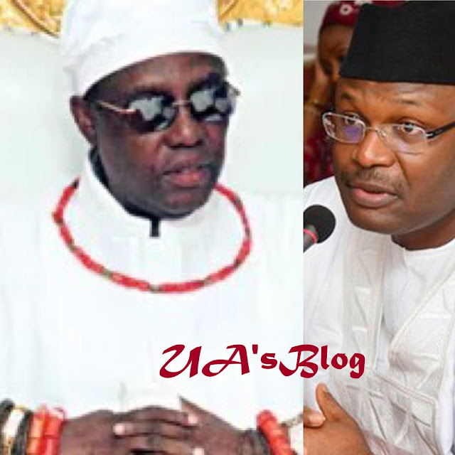 Prove your independence, Oba of Benin tasks INEC