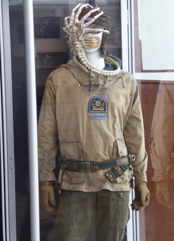 Billy Crudup Alien Covenant Oram costume