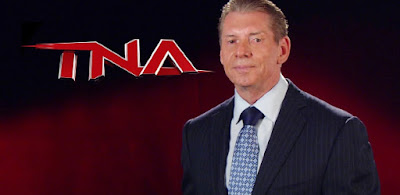 Vince McMahon owns TNA Wrestling.