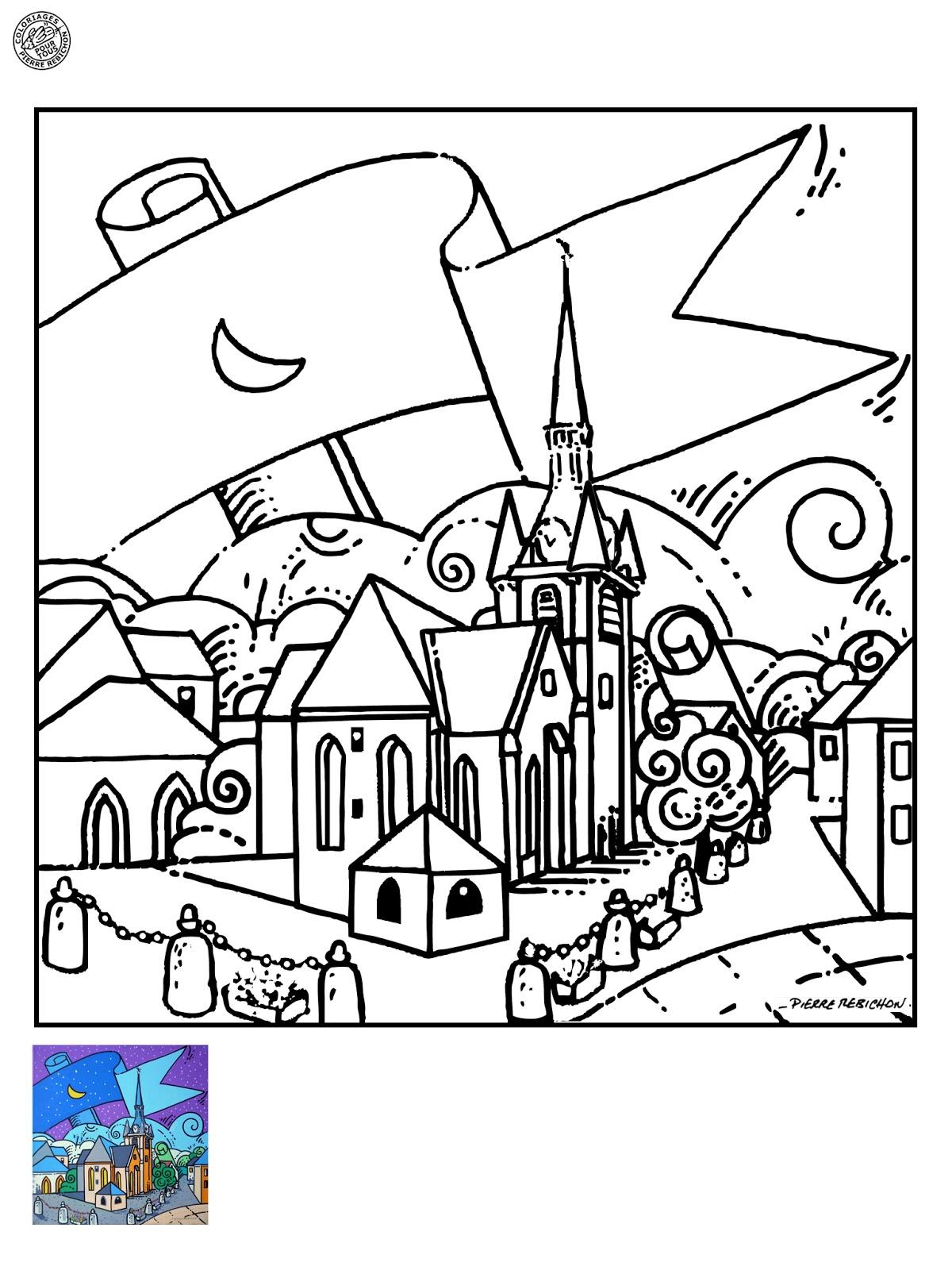 Coloriages Pour Tous Ville De Patay 45310
